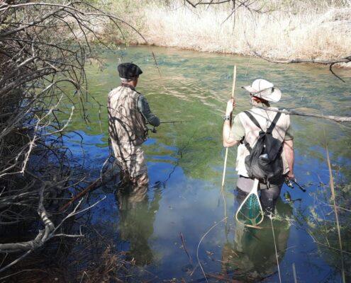 Donde ir a pescar